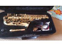 Stagg 77-sa saxophone