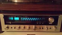 tuner stereo receiver sansui