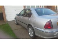 Rover 45 conniseur