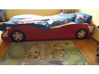 Child's Racing Car Bed