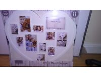 Collage photo frame boxed unopened ideal gift