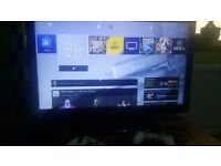 "Toshiba 32BL702 32"" Full HD 1080p LED Backlit TV with Freeview"
