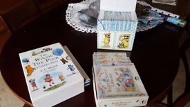 i have a collection of children book sets Winnie the pooh Thomas the tank full sets