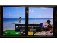 Samsung TV 50 inch broken screen