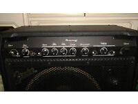 Fender Bassman 100 bass amplifier