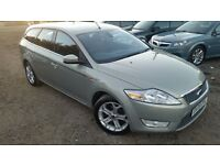 Ford Mondeo 2.0 TDCi Titanium 5dr, 1 OWNER, FSH, HPI CLEAR, LONG MOT, DRIVES SPOT ON, P/X WELCOME