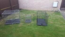 Pet cages, animal crate, dog cages