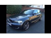 2007 BMW 130i One Series AUTOMATIC 60 MPG M Sport LPG converted prins 67k CHEAP TO RUN 47p a litre!