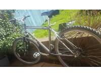 "Gents 18"" mountain bike"