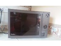 Moulinex microwave
