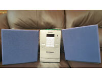 Sony CMT-ED1 Stereo with detachable speakers
