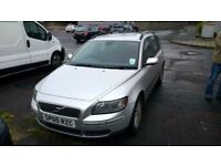 volvo v50 2.0 turbo diesel estate 2005 05 plate vectra mondeo saab
