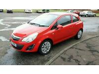 Corsa very low mileage 19.000 k Long MOT
