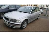 BMW E46 328I SPARES OR REPAIR