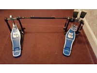 'Big Dog' Double Bass Pedal- Brand New Tags On