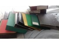 Ring Binder collection