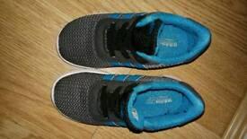 Adidas neo boys trainers size uk 9 eur 26,5