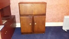1940's Cocktail Cabinet