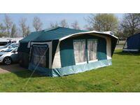 Conway Cruiser 2001 Folding Camper/Trailer Tent