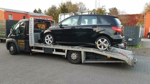 sleepdienst autotransport takelwagen pechhulp zuid holland
