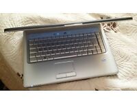 As new Dell 1525 Duo core, win 7, office, wireless, webcam. fully working, good battery