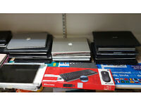 Joblot of Laptop, Desktop, Xbox 360, Wii , PS3 Plus more. Massive job lot. See Pics & Discription