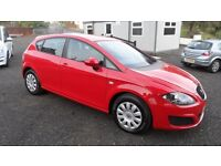 2010 Seat Leon 1.6 TDi, MOT July 2017, has had an new clutch and flywheel fitted recently