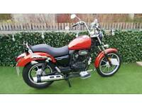 Lexmoto Michigan 125cc Motorbike like NEW
