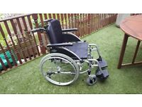 DAYS WHEELCHAIR SELF PROPELLING & Light and easy to push