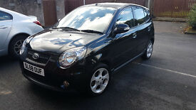 Kia Picanto 3, 1.1 5 door. Top of the range. Only 19032 Miles and FULL KIA DERVICE HISTORY.