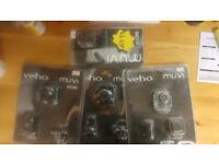 Veho Mumi Atom Sport or Surveillance Camera Kit with extra. All new in box