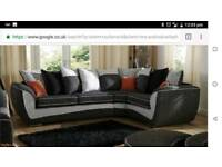 Large storm 7seater sofa