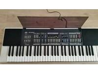 Retro 80c setero jvc Elictriconic keyboard KB _700 complete with power cable