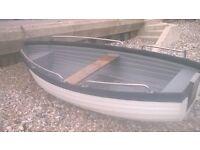13ft Fibreglass Boat