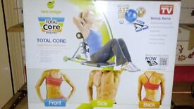 total core exerciser