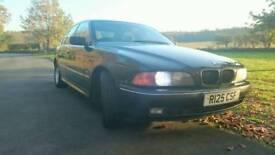 BMW E39 525TDS