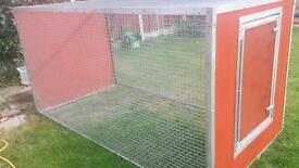 Rabbit / chicken /dog run cage