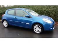 2009 Renault Clio 1.2 Tom Tom – ONLY 48k MILES, PERFECT 1ST CAR, MOT'D & SERVICED