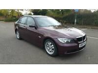2007 BMW 3 Series E90 2.0 320d ES 4dr Diesel/Automatic. ( GR07HCZ )