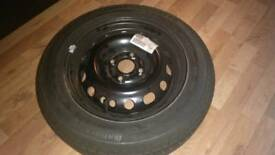 Corsa c spear wheel 4 stud