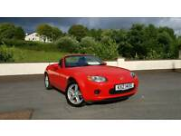 2007 Mazda MX5 1.8 Convertible with Hard Top