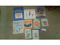 Bundle joblot book lot 2 kids