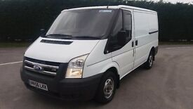 2007 56 PLATE FORD TRANSIT SWB 2.2TDCI 90K MILES ONLY REALLY NICE VAN