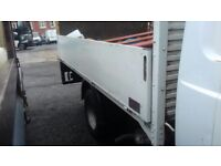 Ldv convoy with tail lift