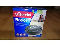 Robot Vaccum / Vileda Cleaning Robot / Original packing / Used once