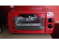 Portable grill/Oven 240V - Red