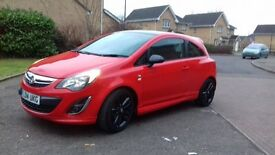 2014 vauxhall corsa 1.2 limited edition 16k miles excelend condition