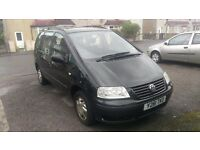 7 seater private owned only selling due to family car no longer needed