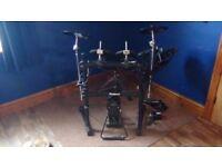 ROLAND drum kit