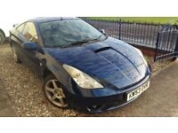 Toyota Celica: project/spares